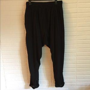 Denim & Supply Ralph Lauren Pants - Denim and Supply RL Gauze Harem Pants